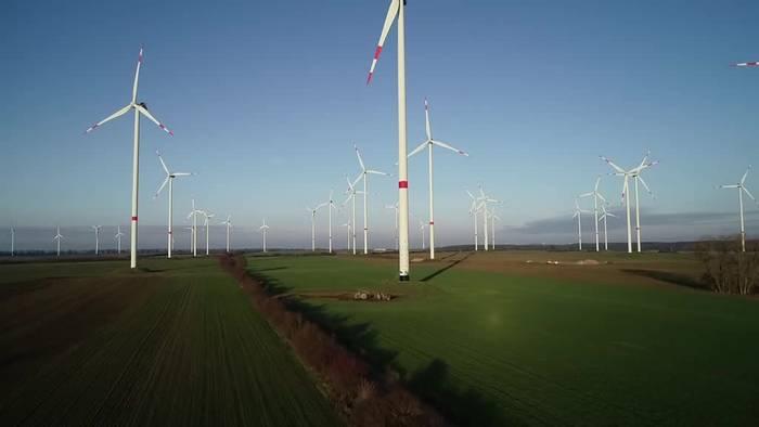 Video: «Windbürgergeld»?: Akzeptanz für Windkraft soll steigen