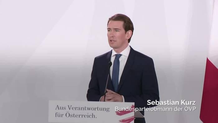 Video: ÖVP und Grüne setzen auf Klimaschutz und Steuersenkungen