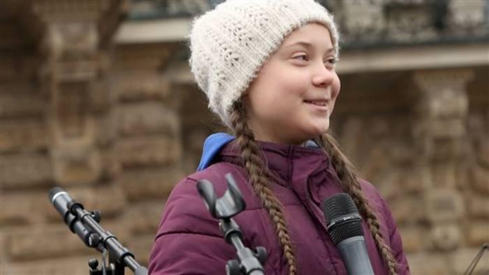 Video: Happy Birthday, Greta Thunberg