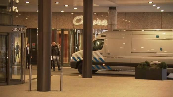News video: Niederlande: Polizei warnt vor Briefbomben