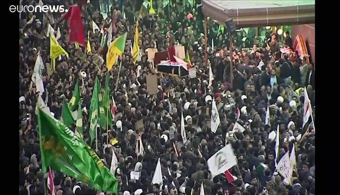 Video: Trauer um General Soleimani: Wie reagiert der Iran?
