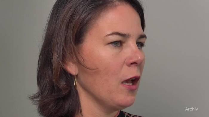 Video: Grünen-Chefin fordert Abzug deutscher Truppen aus dem Irak