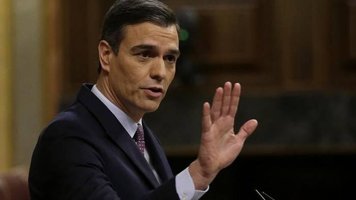 Video: Debatte über Koalitionsregierung - Sánchez darf hoffen