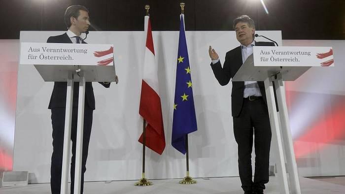 News video: Neue Koalition in Österreich: FPÖ gegen Zadic