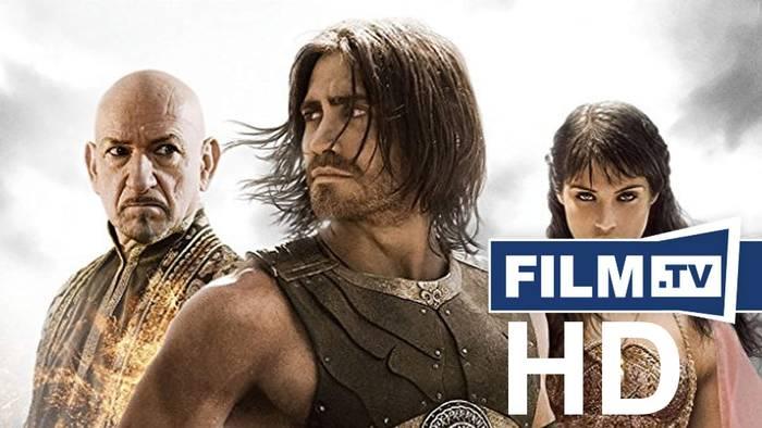 News video: Prince Of Persia - Der Sand Der Zeit Trailer Deutsch German (2010)
