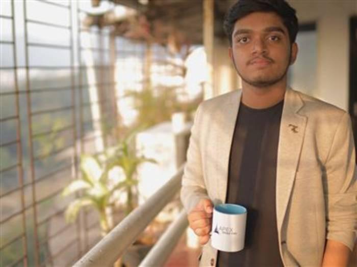 News video: Dieser 15-Jährige führt bereits ein eigenes Unternehmen