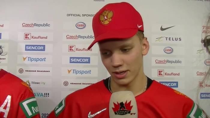 News video: Face-Off #24: Alles zum Klassenerhalt der deutschen U20 - Samuel Fagemo und Nikita Alexandrov im Interview