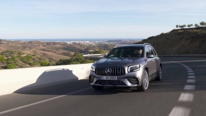Video: Der neue Mercedes-Benz GLB und der neue Mercedes-AMG GLB 35 4MATIC - Für Familie & Freunde