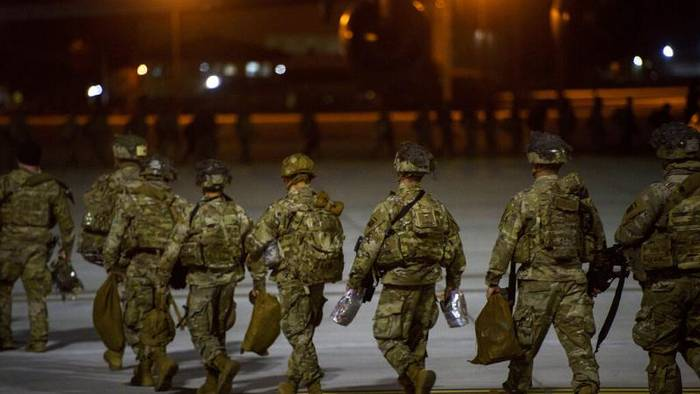 Video: Pentagon weist Berichte über angeblichen Truppenabzug im Irak zurück
