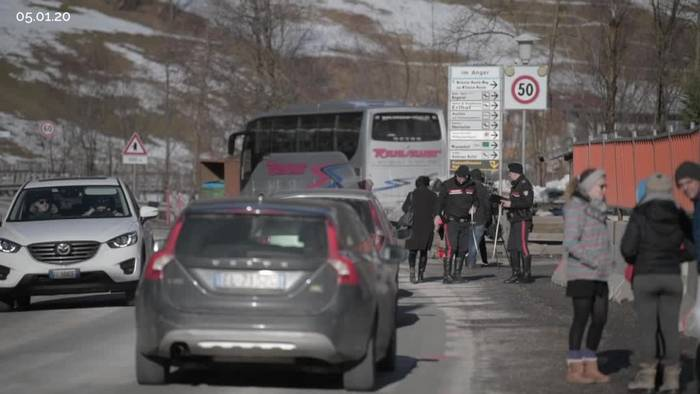 News video: Nach der Todesfahrt von Südtirol steht die Haftprüfung an