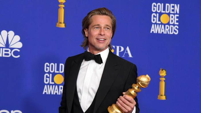 News video: Brad Pitt: Ich bin eine wandelnde Katastrophe