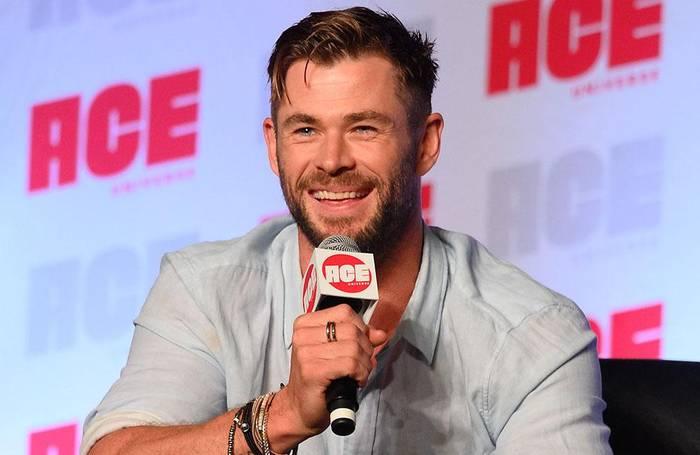 Video: Chris Hemsworth: Eine Million gespendet