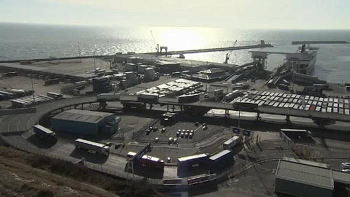 News video: Von der Leyen zu Gesprächen nach London