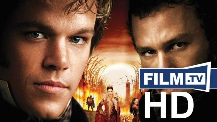 News video: Brothers Grimm Trailer Deutsch German (2005)