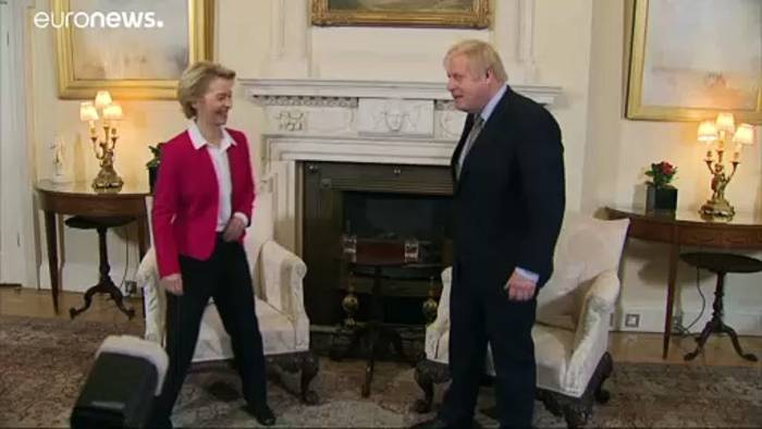 Video: Ursula von der Leyen warnt Boris Johnson: