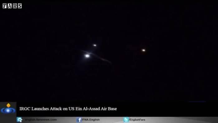 News video: Iran macht Drohungen war: Angriffe auf US-Militär im Irak