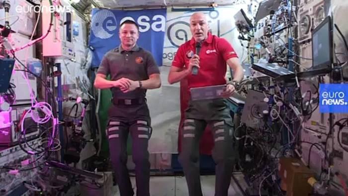 News video: Ab zum Mond! Luca Parmitano erzählt von