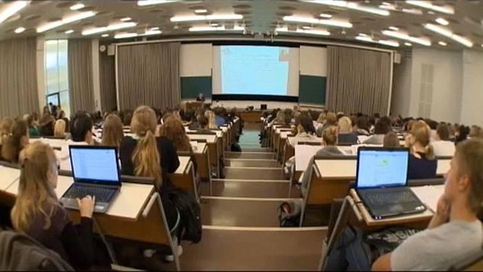 News video: London verlässt EU-Programm zum Studentenaustausch