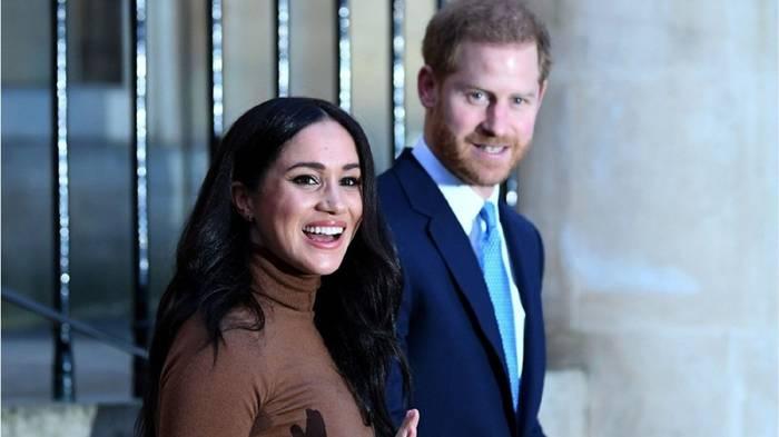 Video: Harry und Meghan: Promi-Kritik für Rückzug von royalen Pflichten