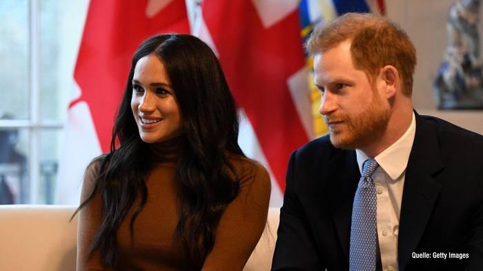 News video: Madame Tussauds entfernt Prinz Harry und Herzogin Meghan