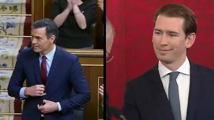 News video: Zwei neue Koalitionen in Europa