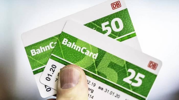 News video: Freude für Bahnfahrer: Bahncards 50 und 25 werden billiger