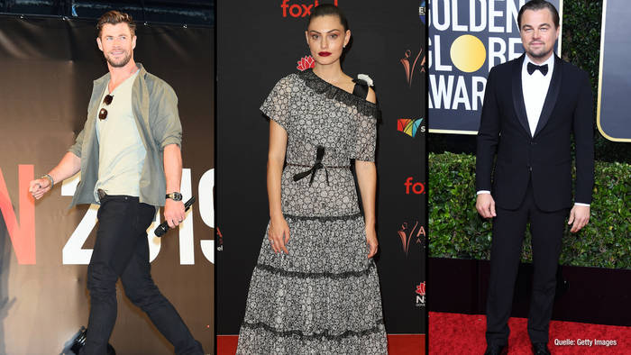 News video: Leonardo DiCaprio & Co.: Stars spenden für Australien