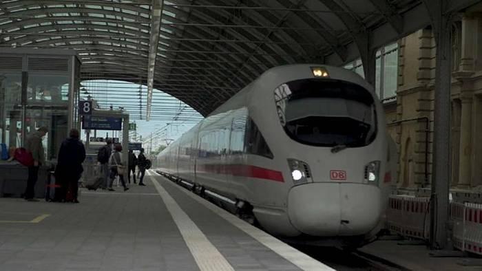 News video: Billiger Bahn fahren: Was Deutschland und Österreich dafür tun