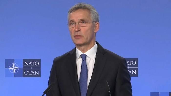 """News video: Flugzeugabsturz: Stoltenberg will """"alle Fakten"""""""