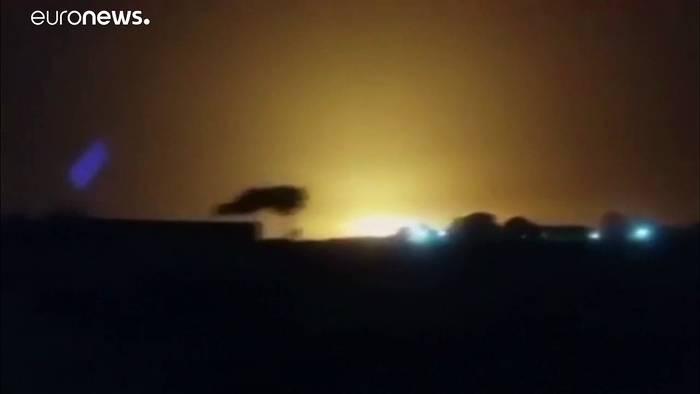 Video: Flugzeugabsturz mit 176 Toten: Iran gesteht Schuld ein