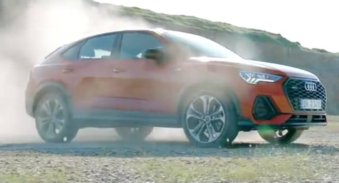 Video: Der Audi Q3 Sportlich auf und abseits der Straße - das Fahrwerk
