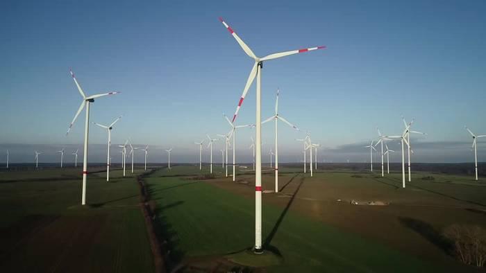 News video: Windkraftbranche schlägt Alarm
