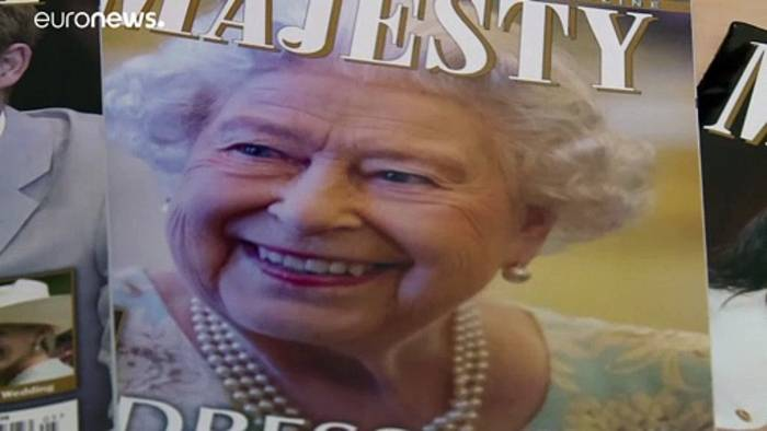 News video: Harry und Meghan: Krisentreffen bei der Queen und Zoff mit William