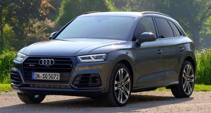 Video: Der neue Audi SQ5 TDI - das Exterieurdesign