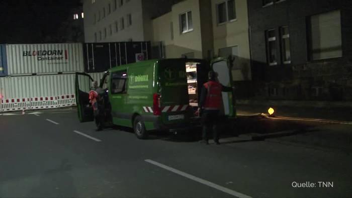 News video: Dortmund: Aufwendige Evakuierung nach Fund von Fliegerbomben
