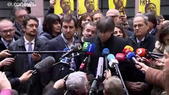 Video: State of the Union: Katalonien im Europäischen Parlament
