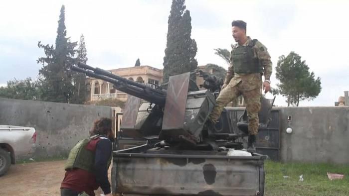 News video: Hoffnung auf Frieden in Libyen: Wer steht hinter wem?