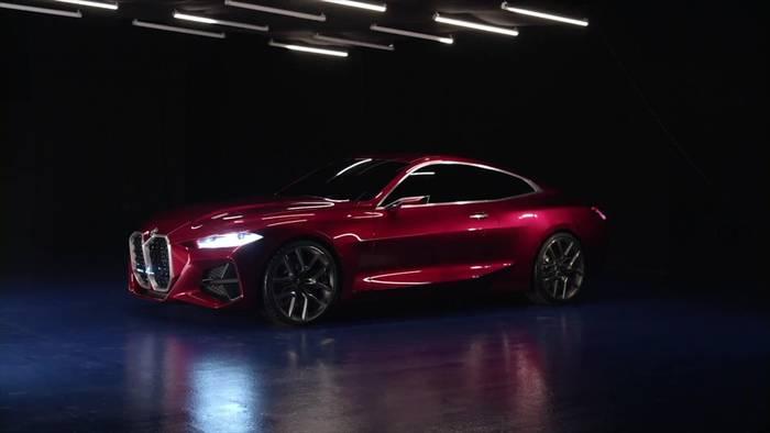 Video: Die Front – das neue Gesicht der BMW 4er-Reihe