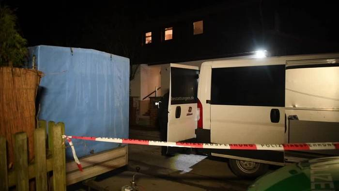 News video: Drei Tote in Haus in Starnberg - wohl Ehepaar und Sohn