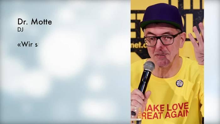News video: Kommt die Loveparade zurück?