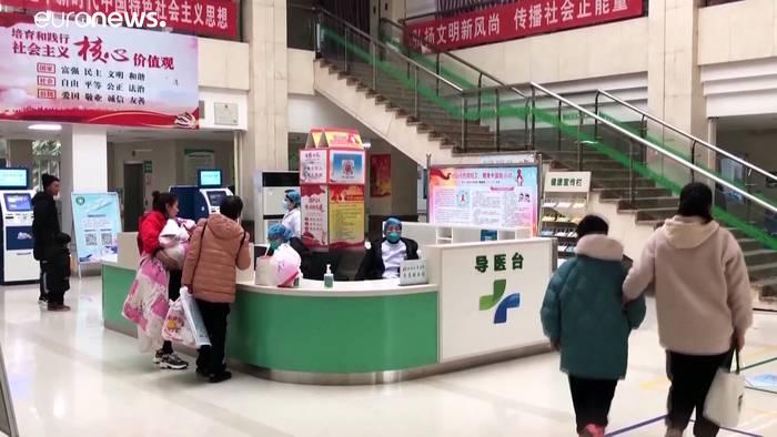 News video: Neues Coronavirus breitet sich aus: Fieberkontrollen am Flughafen Bangkok