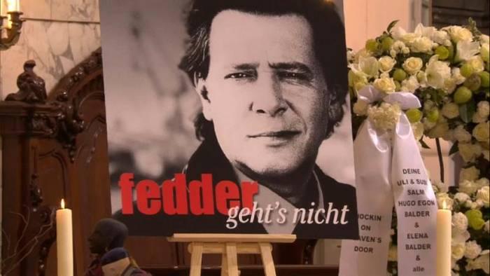 News video: Bewegender Abschied - Hamburg sagt: Tschüss, Jan Fedder!