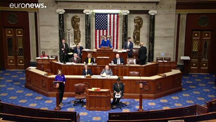 News video: USA: Demokraten wollen Impeachment-Verfahren offiziell einleiten