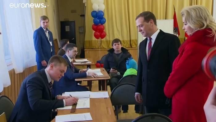 News video: Freie Hand für Putin: Die gesamte russische Regierung tritt zurück