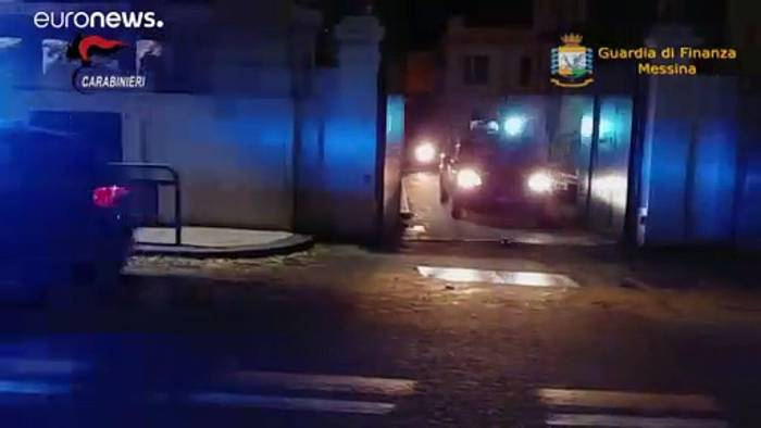News video: Sizilien: 94 mutmaßliche Mafiosi festgenommen