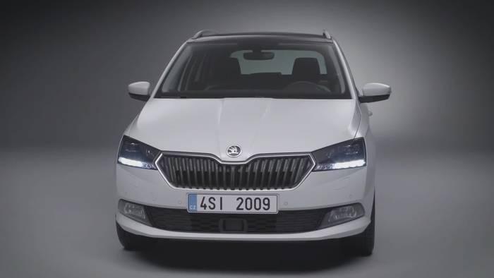 News video: Start frei für die ŠKODA Jubiläumsmodellreihe DRIVE 125 für FABIA