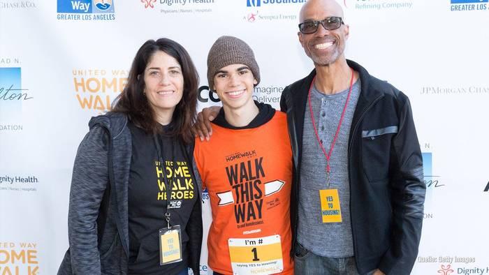 News video: Disney-Star Cameron Boyce: Eltern sprechen über seinen Tod
