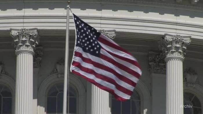 News video: Weg für Amtsenthebungsverfahren gegen Trump endgültig frei