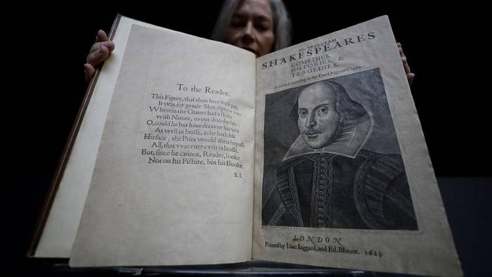Video: Shakespeare-Rarität kommt unter den Hammer