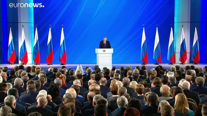 News video: Russland nach dem Rücktritt: Wie viel Macht bekommt Putin?